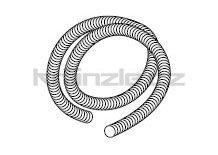 Soteco sací hadice PU, antistatická, pro potravinářství, pr. 50 mm - metráž