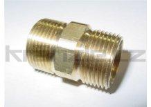 Šroubení k propojení VT hadic M22 x M22