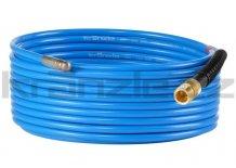 Kränzle kanalizační hadice na čištění potrubí 30m s tryskou KN055 (3+0), M22x1,5