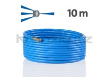 Kränzle kanalizační hadice na čištění potrubí 10m s tryskou KNF055 (3+1), D12