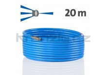 Kränzle kanalizační hadice na čištění potrubí 20m s tryskou KNF055 (3+1), D12