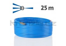 Kränzle kanalizační hadice na čištění potrubí 25m s tryskou KNF055 (3+1), D12