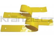 Columbus sada stíracích gum - odolná proti oleji pro RA 66 a ARA 80 BM 100