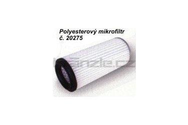 Soteco polyesterový mikrofiltr pro vysavač popela Pass partu