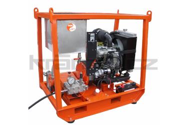 Vysokotlaký čistič DEN-JET CD50-550