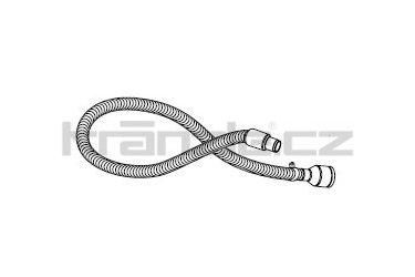 Soteco sací hadice EVAFLEX, 3 m, pr. 40 mm, vstup 70 mm - kompletní