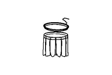 Soteco kompletní příklopka k antistatickému filtru pro PLANET typ 1000