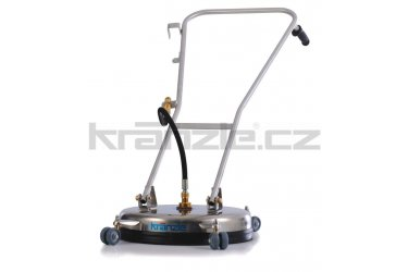 Kränzle rotační čistič ploch, ušlechtilá ocel, pr. 420 mm, M22x1,5