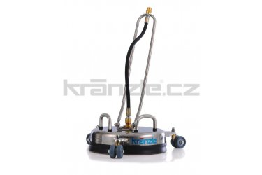 Kränzle rotační čistič ploch, ušlechtilá ocel, pr. 300 mm, M22x1,5