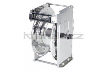 Automatický navíjecí buben Kränzle s 30 m vysokotlakou hadicí a nástěnným držákem