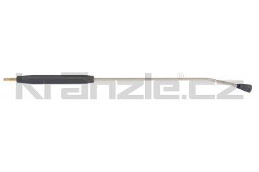 Kränzle nástavec s plochou tryskou D25055, plastovým madlem a rychlospojkovým trnem DN12, 1000 mm