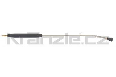 Kränzle nástavec s plochou tryskou D40125, plastovým madlem a rychlospojkovým trnem DN12, 1000 mm