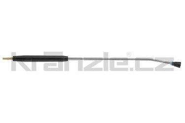 Kränzle nástavec s plochou tryskou D4005, s plastovým madlem, bez regulace, 1000 mm (D12)