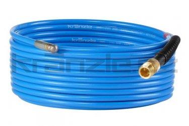 Kränzle kanalizační hadice na čištění potrubí 25m s tryskou KN055 (3+0)