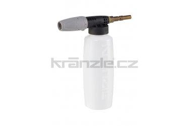 Kränzle pěnový injektor s nádobou 1l (rychlospojkový trn D12)
