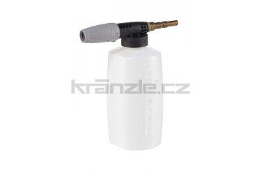 Kränzle pěnový injektor s nádobou 2l (rychlospojkový trn D12)