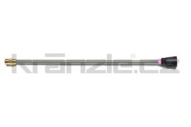Kränzle nástavec se základní plochou nožovou tryskou M20028 bez regulace 500 mm
