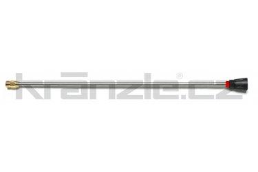Kränzle nástavec se základní plochou nožovou tryskou M2008 bez regulace 600 mm