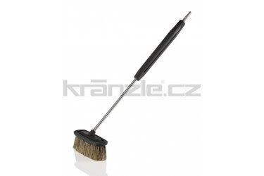 Kränzle mycí průtočný kartáč - příčný, s prodloužením 1000 mm (D12)