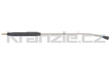 Kränzle nástavec s plochou tryskou D4008, plastovým madlem a rychlospojkovým trnem DN12, 1000mm