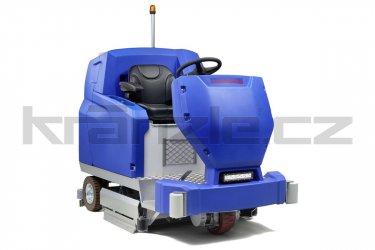 Podlahový mycí stroj Columbus ARA 100 BM 200 s příslušenstvím
