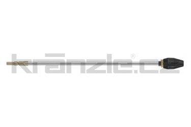 Kränzle nástavec s rotační keramickou bodovou tryskou 055, 500 mm (D12)