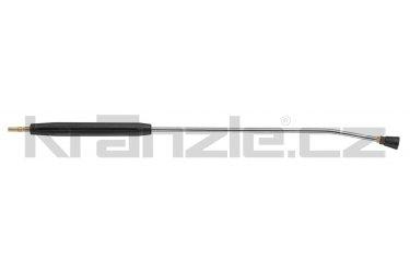 Kränzle nástavec s plochou tryskou D25035, s plastovým madlem, bez regulace, 1000 mm (D12)