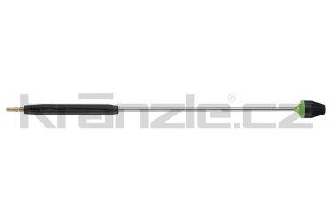 Kränzle nástavec s rotační keramickou TURBO tryskou 045, s plastovým madlem, 1000 mm (D12)