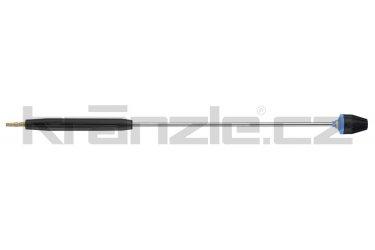 Kränzle nástavec s rotační keramickou TURBO tryskou 07, s plastovým madlem, 1000 mm (D12)