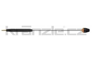 Kränzle nástavec s rotační keramickou TURBO tryskou 11, s plastovým madlem, 1000 mm (D12)