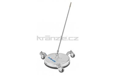 Kränzle rotační čistič ploch INOX 300, ušlechtilá ocel, pr. 300 mm (D12)