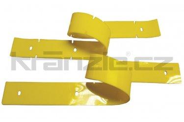 Columbus sada stíracích gum - odolná proti oleji pro RA 55-60 a ARA 66-100