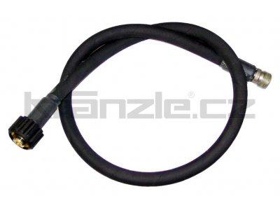 Kränzle vysokotlaká propojovací hadice 1m, DN8, 250 bar, 150°C, M22x1,5 x M22x1,5