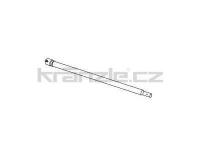 Soteco trubice s koncovkou, 100 cm, pr. 40 mm