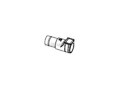 Soteco hliníková koncovka, pr. 50 mm