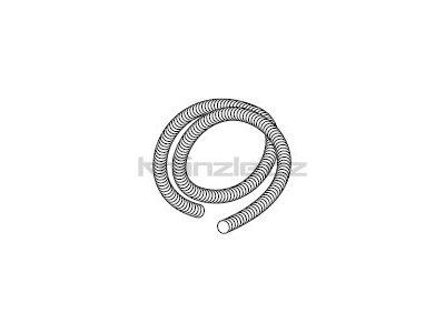 Soteco sací hadice NR/SBR, antistatická, antiabrazivní, pr. 40 mm - metráž