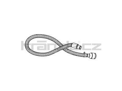 Soteco sací hadice EVAFLEX, 3 m, pr. 40 mm, vstup 60 mm - kompletní