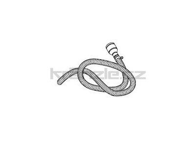 Soteco sací propojovací hadice EVAFLEX, 3 m, pr. 50 mm, vstup 70 mm, pro separátor
