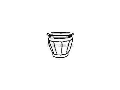 Soteco polyesterový filtr typ T452 - Planet 50/100/100M/122M/130