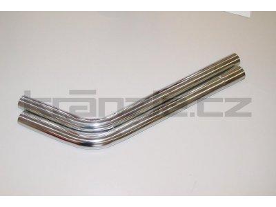 Soteco chromované trubky, pr. 38 mm