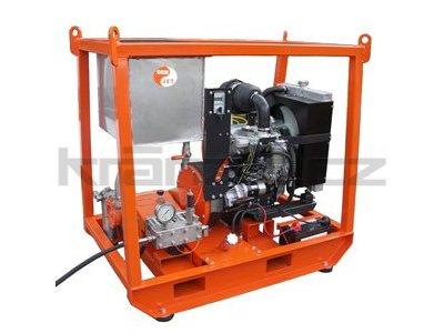 Vysokotlaký čistič DEN-JET CD50-1380 Diesel