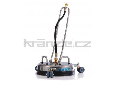 Kränzle rotační čistič ploch, ušlechtilá ocel, pr. 300 mm