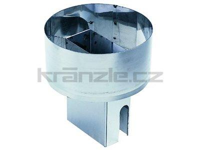 Kränzle adaptér k připojení ke komínu pro therm (spalinový výfuk)