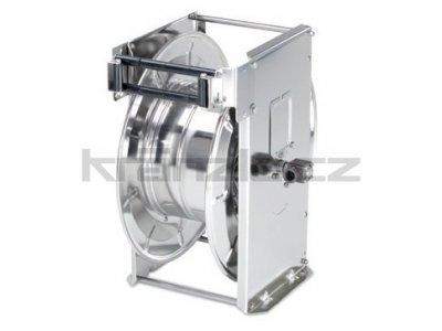 Automatický navíjecí buben Kränzle s 20 m vysokotlakou hadicí a nástěnným držákem