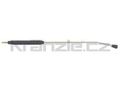 Kränzle nástavec s plochou tryskou D2503, plastovým madlem a rychlospojkovým trnem DN12, 1000 mm