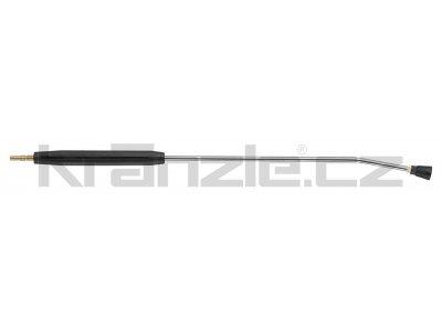 Kränzle nástavec s plochou tryskou D40125, s plastovým madlem, bez regulace, 1000 mm (D12)