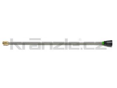 Kränzle nástavec se základní plochou nožovou tryskou M20045 bez regulace 600 mm