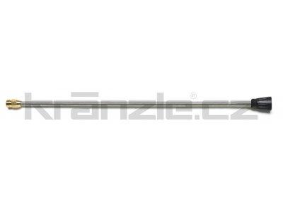 Kränzle nástavec z ušlechtilé oceli bez trysky, bez regulace 600 mm