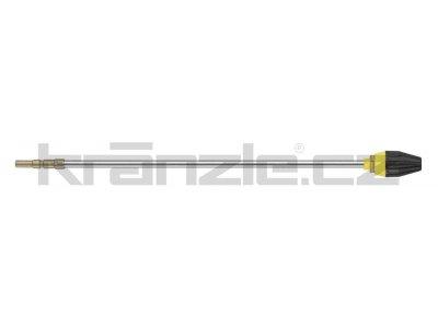Kränzle nástavec s rotační keramickou bodovou tryskou 042, 500 mm (D12)