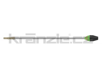 Kränzle nástavec s rotační keramickou bodovou tryskou 045, 500 mm (D12)